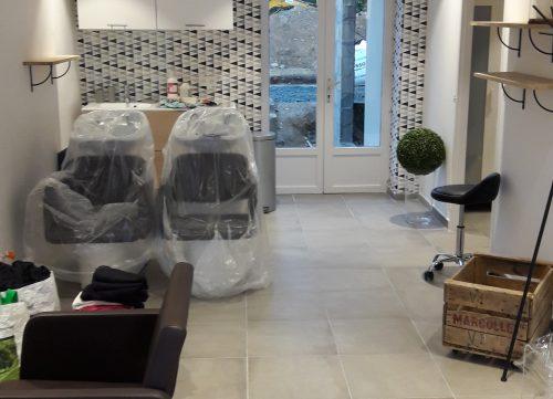 lyonnaise de décoration - salon de coiffure