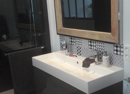 lyonnaise de déoration - salle de bain